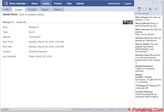 Adobe Photo Uploader For Facebook
