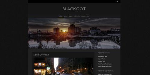 Blackoot Lite