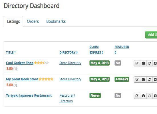 wordpress directory listing sabai directory premium