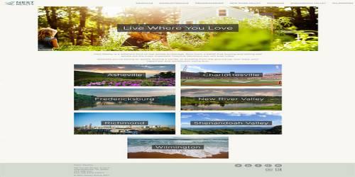semi minimal website