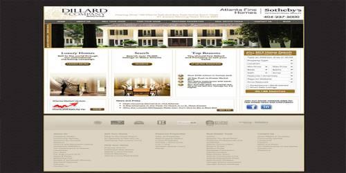 vintage style website