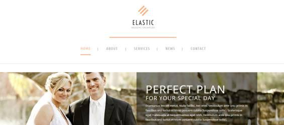 Elastic---Wedding-WordPress-Theme