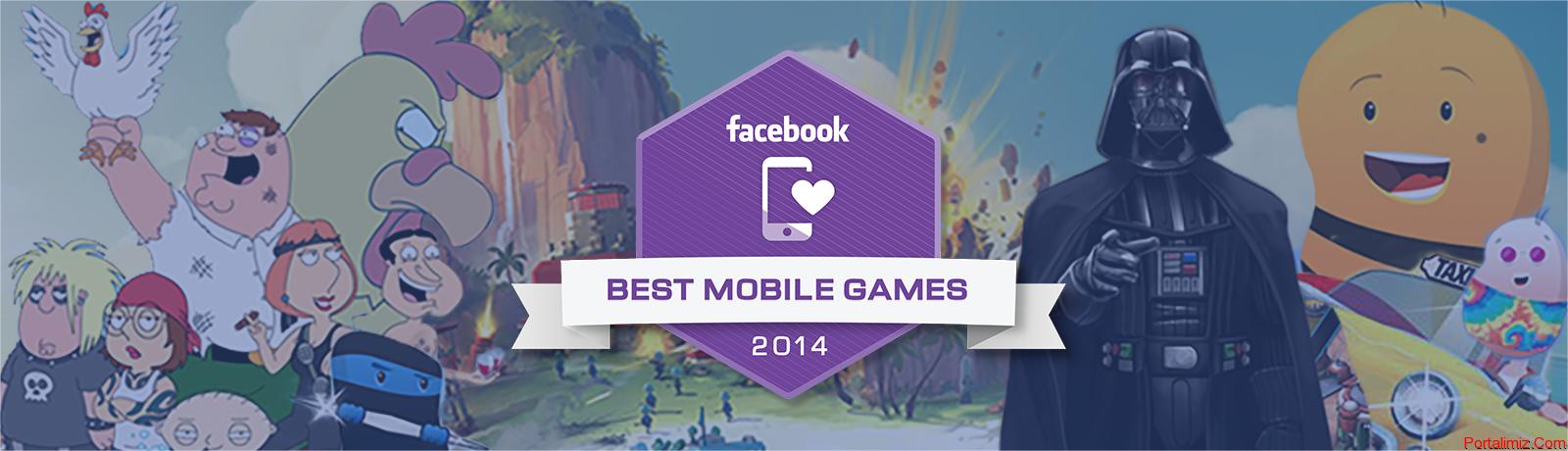 facebook 2014 en iyi mobil oyunları