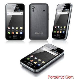 Samsung Galaxy Ace S5830i Tanıtımı