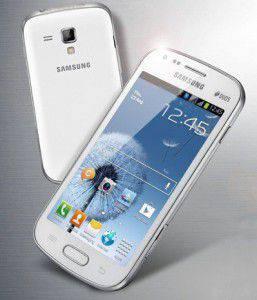 Samsung Galaxy S Duos Tanıtımı