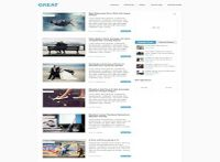 WordPress Great Tema