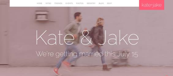 Kate-+-Jake---Lovely-WordPress-Wedding-Theme