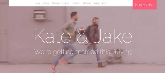 Kate-+-Jake---Lovely-WordPress-Wedding-Theme