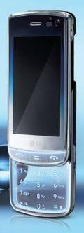 Şeffaf Tuş Takımlı LG GD900