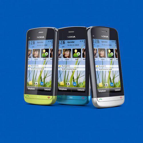 Nokia C5-03 Özellikleri