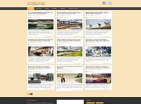 Pinboard WordPress Tema
