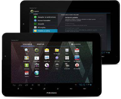 Piranha Business Tab 7.0