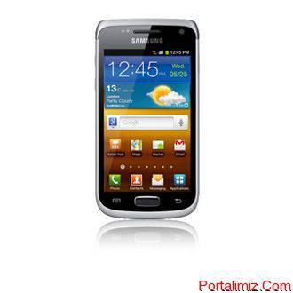 Samsung i8150 Galaxy W Tanıtımı