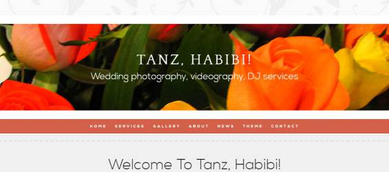 Tanz,-Habibi!–Wedding-Services-WP-theme