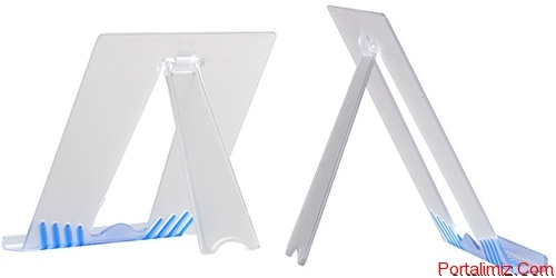 Universal Clear Tablet Stand