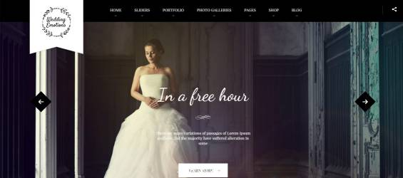 Wedding-Emotions---WordPress-Theme