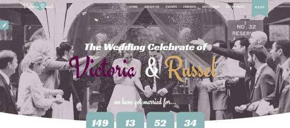 Wedding-Fuchsia---WordPress-Wedding-Theme