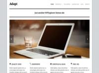 Adapt WordPress Tema