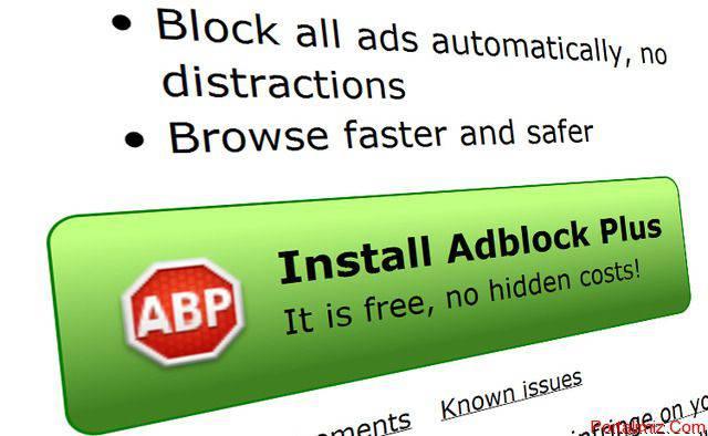 Adblock Plus İle İstenmeyen Reklamları Engelleyin