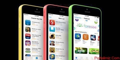 iPhone 5C Galeri