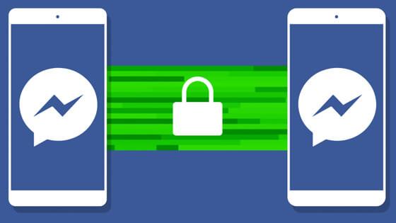 Facebook Messenger Şifreleme