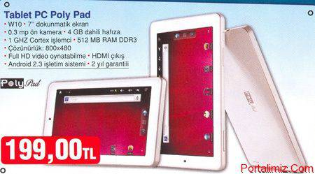 Bim Tablet Pc Poly Pad
