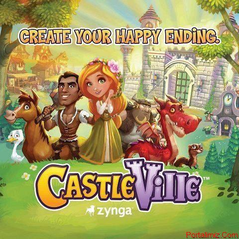 Facebook CastleVille Oyunu