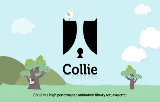 Collie Javascript & HTML5 game engine library