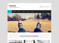 Corporate WordPress Tema