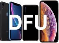 iPhone  DFU Nedir? DFU Moduna Nasıl Geçilir?