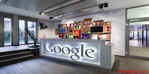 Dünyadan Google Ofis Resimleri