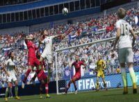 Fifa 2016 Ekran Görüntüleri (Kadın Milli Takımları)