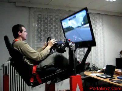 Formula 1 Simülatör