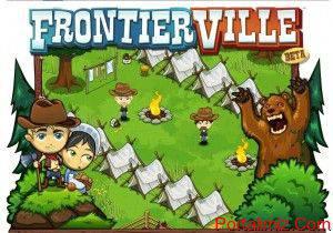 Facebook FrontierVille Oyunu