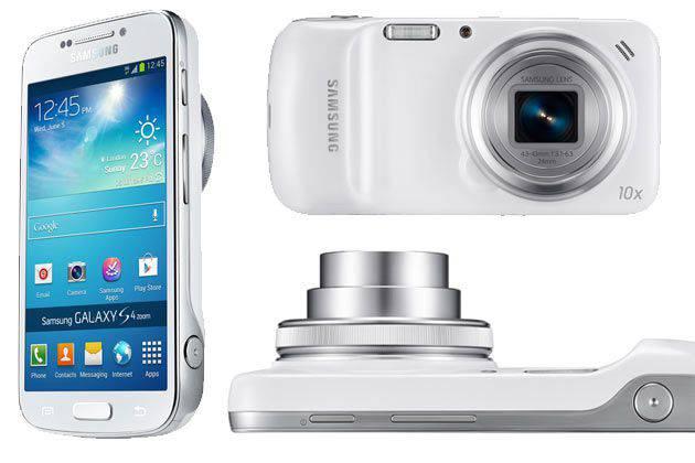 Samsung Galaxy S4 Zoom Tanıtım Videosu