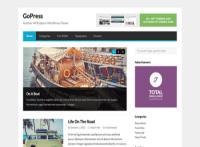 GoPress WordPress Tema
