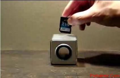 Hareket Kontrollü Mp3 Çalar Tanıtım Videosu