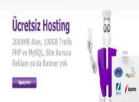 Bedava Hosting : Hostinger