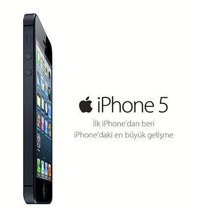 Avea iPhone5'i 14 Aralık'ta  Satışa Sunuyor