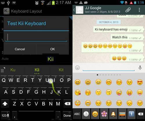 10 Alternatif Android Klavye Uygulaması