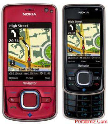 Nokia 6210 Navigator Özellikleri