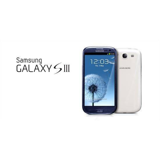 Samsung Galaxy S3 Tanıtımı