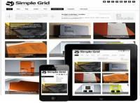 Simple Grid WordPress Tema