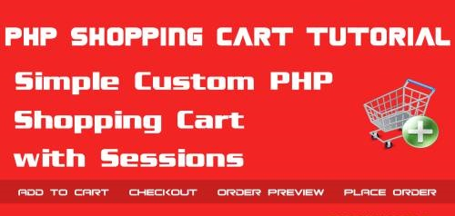 Alışveriş Sepeti Örneği PHP