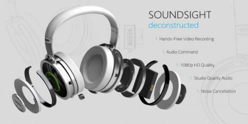 SoundSight Kameralı Kulaklık