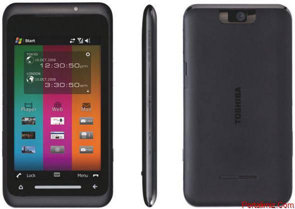 Toshiba TG01 Tanıtıldı