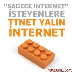 TTnet Yalın İnternet